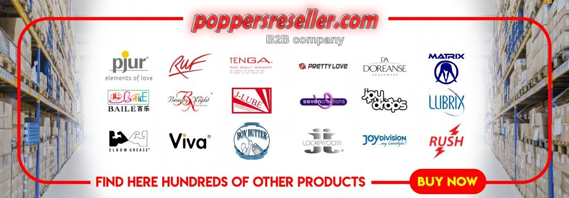 Buy other products on poppersreseller.com